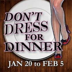 Don't Dress For Dinner poster