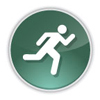 icon of a runner