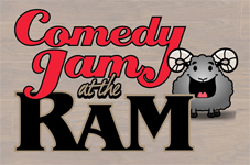 Comedy Jam at the Ram