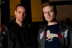 Adam Pascal Anthony Rapp
