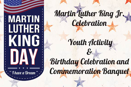 Martin Luther King Jr Day Celebration