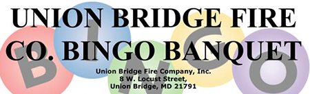 Union Bridge Fire Co. Bingo Banquet