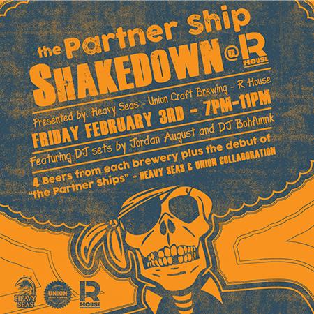 Partner Ships Shakedown poster