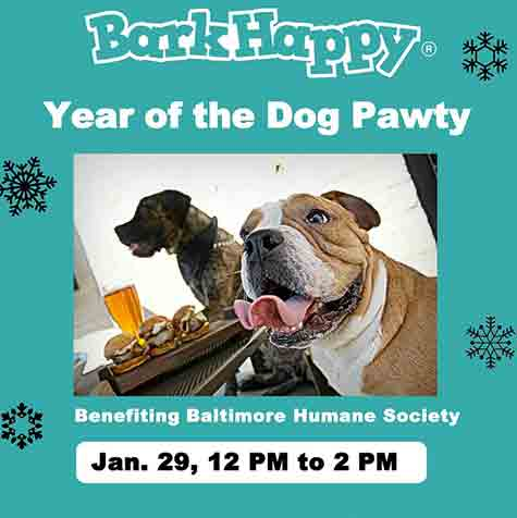 BarkHappy Year of the Dog Pawty