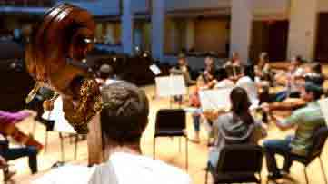 National Orchestral Institute Philharmonic
