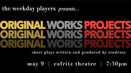 Weekday Players Original Works Projects Logo