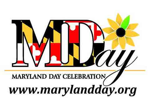 Maryland Day Celebration logo