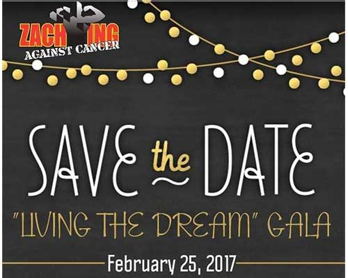 Living the Dream Gala Poster
