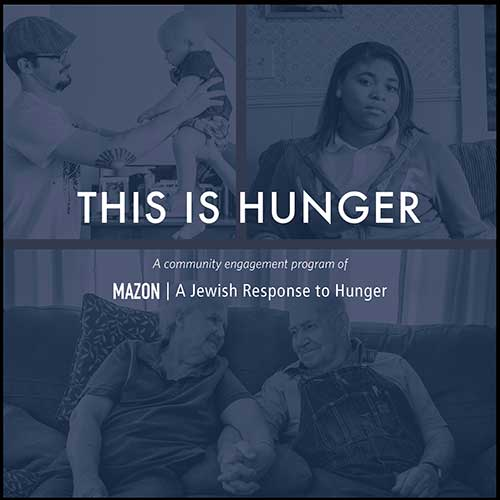 This is Hunger poster