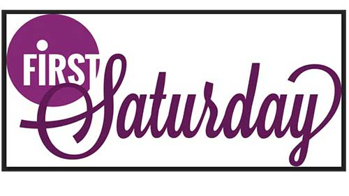 Downtown Frederick's First Saturday Logo