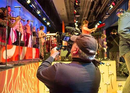 Rock & Roll Revival's documentary filmmaker