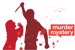 murder mystery image from poster