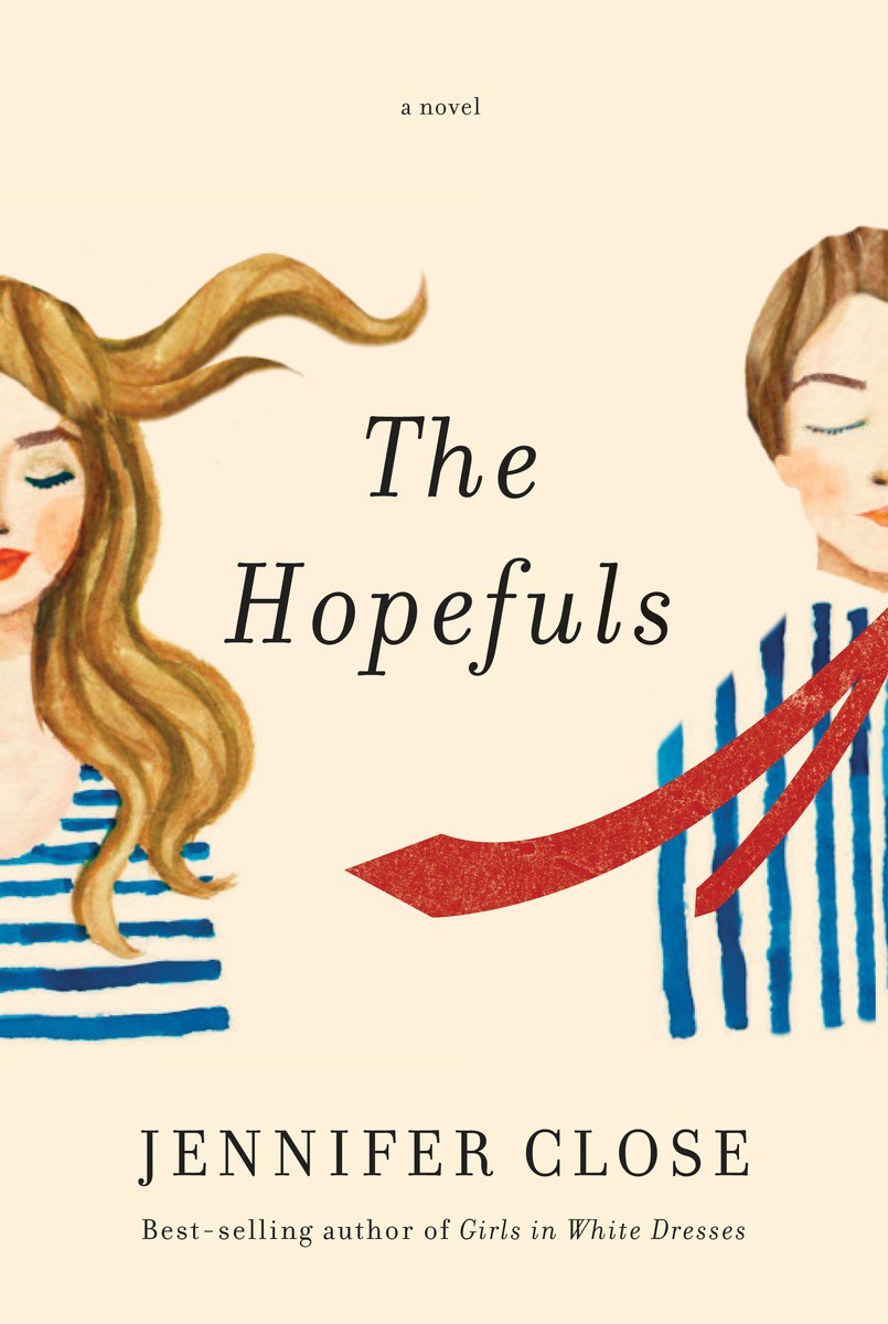 Image of the book, The Hopefuls