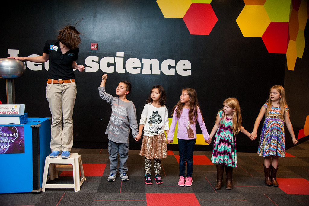 First Friday at Maryland Science Center