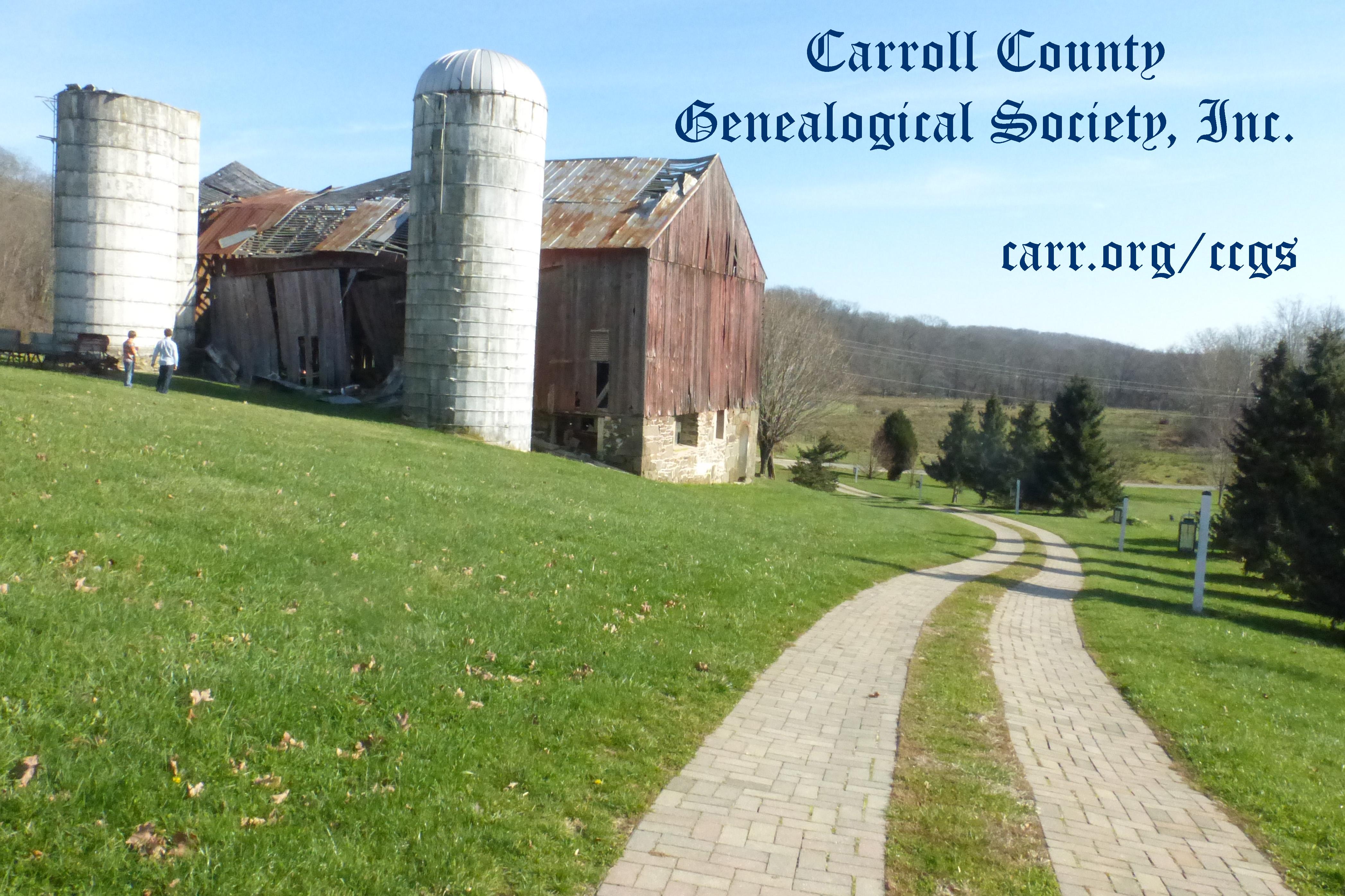 Carroll County Historic Farmland