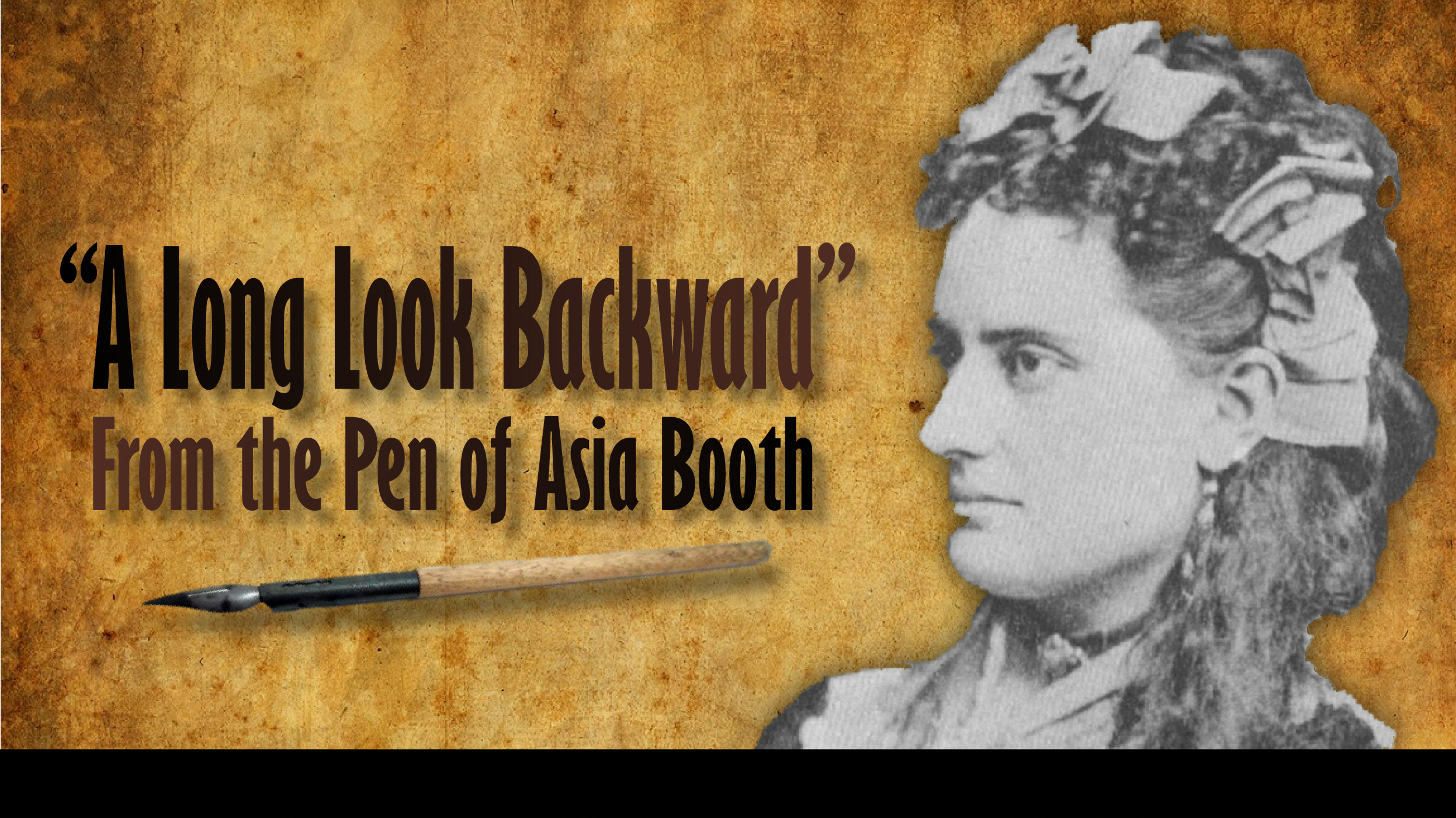 Asia Booth, sister of John Wilkes Booth