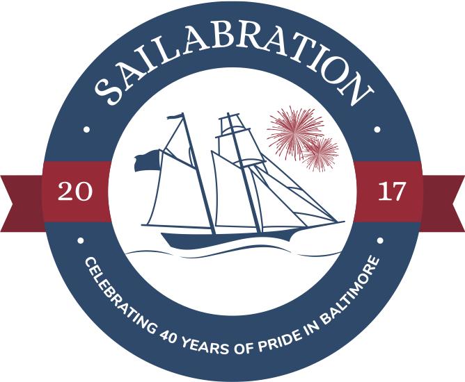 Pride of Baltimore's Spring Sailabration logo