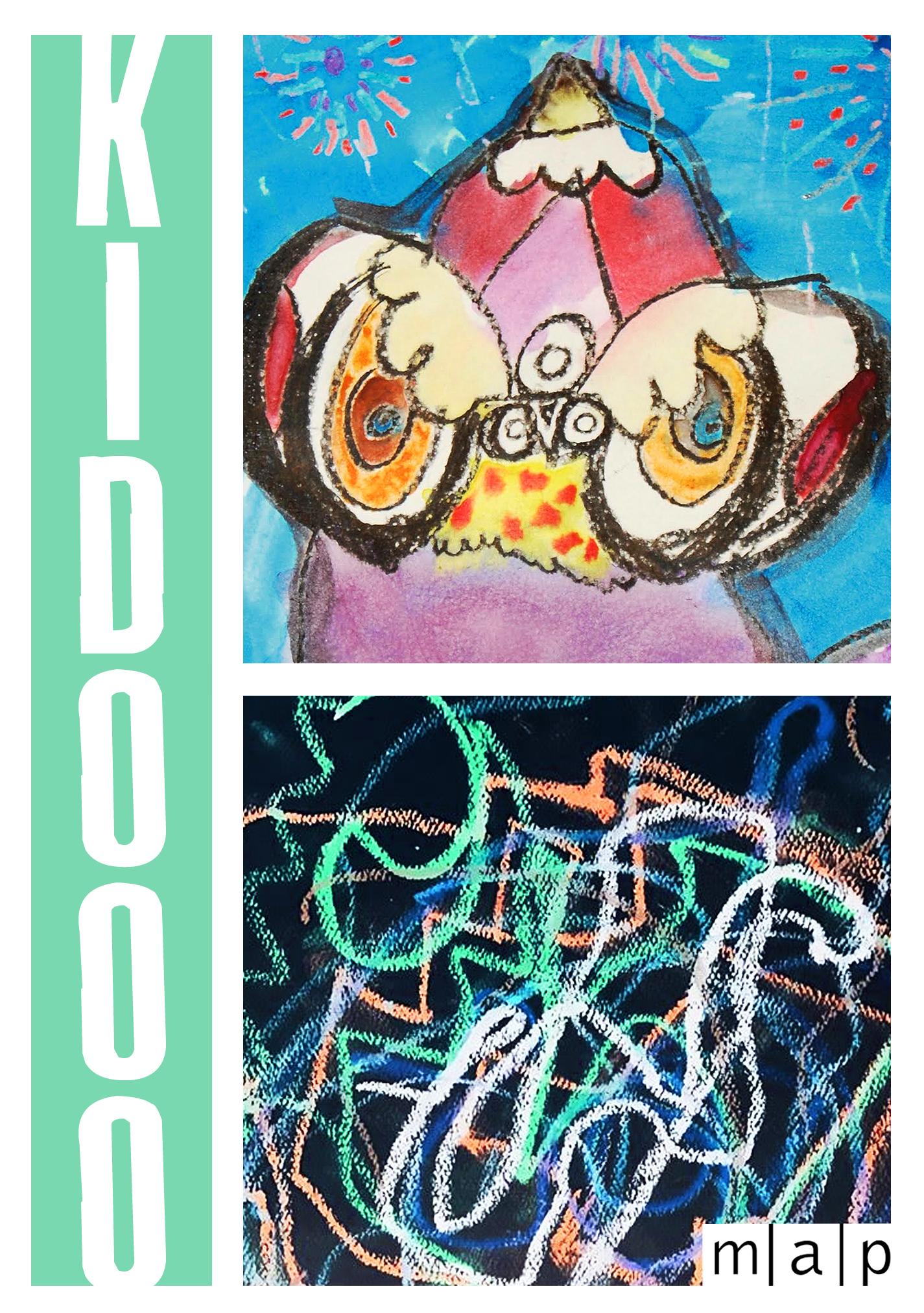 KIDOOO Installation Day flyer