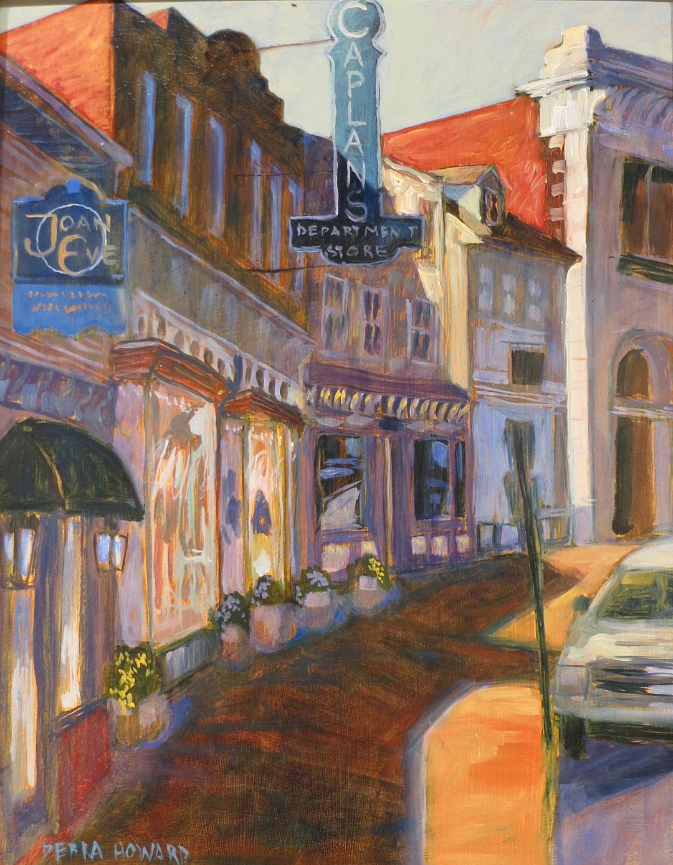 Good Morning, Ellicott City, by Debra Howard