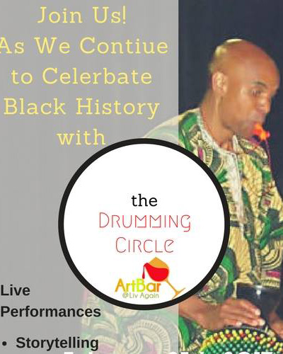 Dennis Minus Drumming Circle