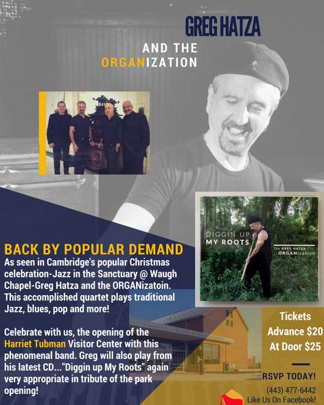 Greg Hatza & ORGANization
