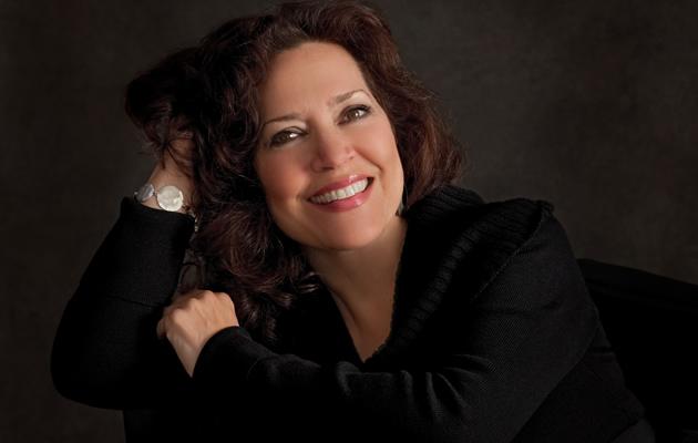 Vocalist Jackie Ryan