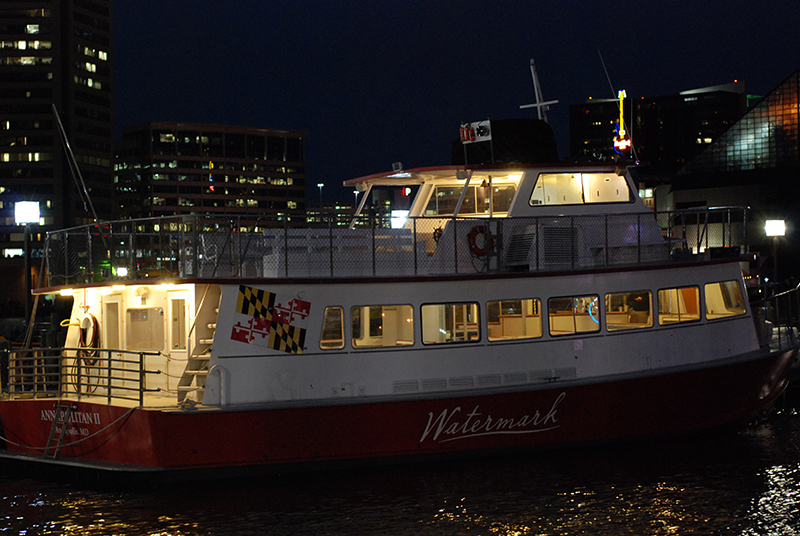 Annapolitan II gets lit for Light City Baltimore