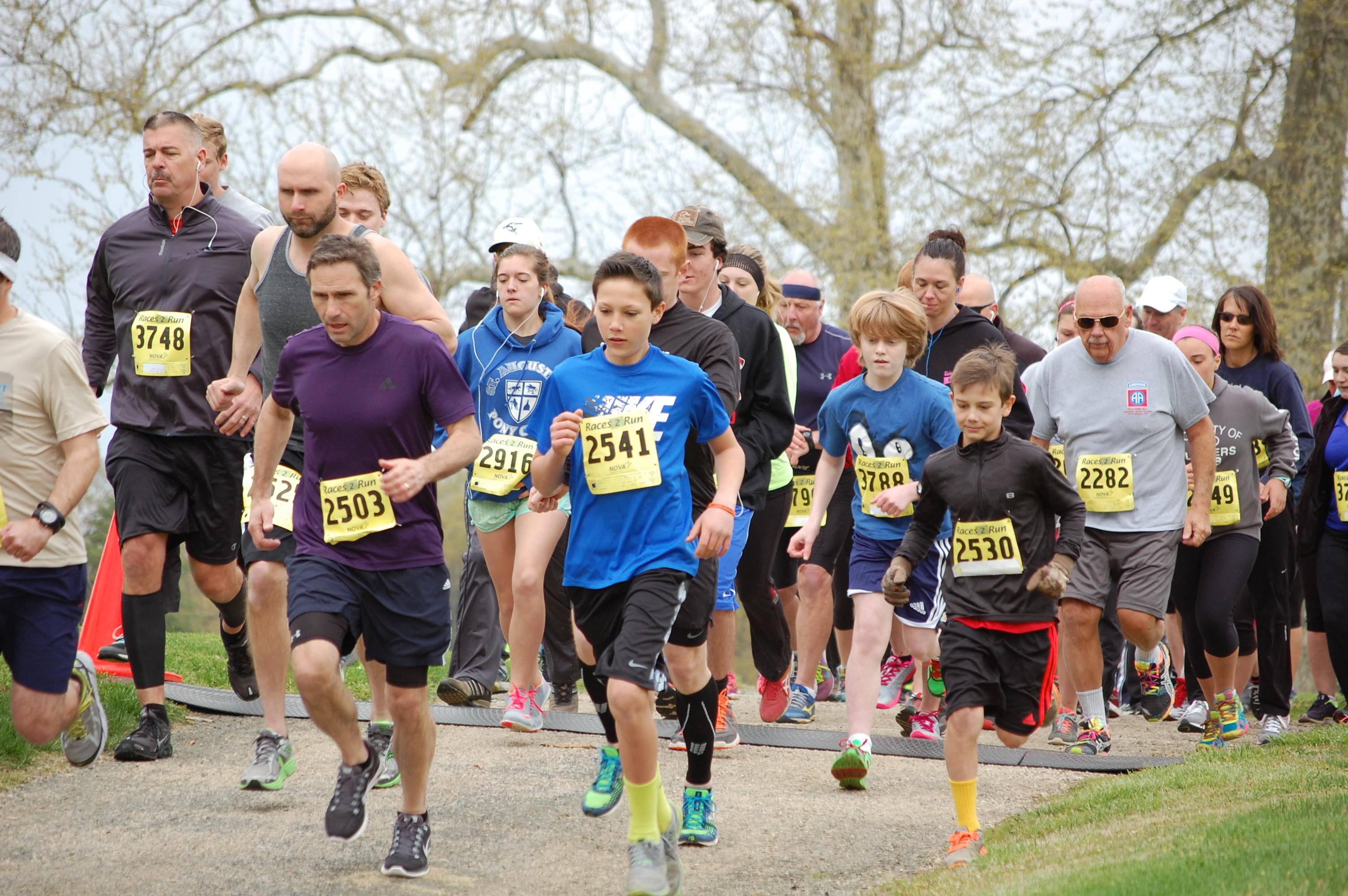Mount Harmon Earth Day 5K Run/Walk