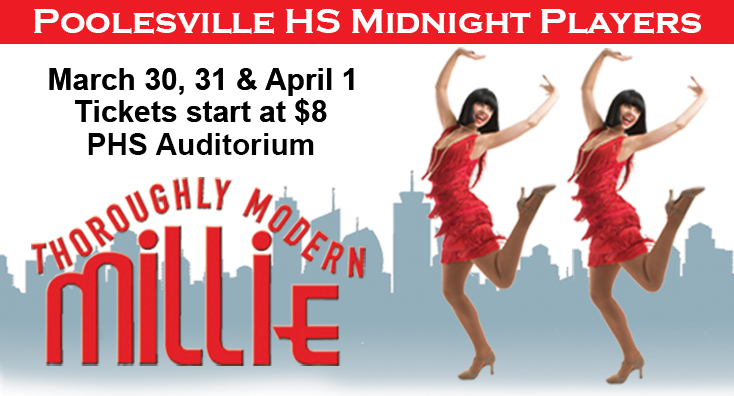 Thoroughly Modern Millie Poster