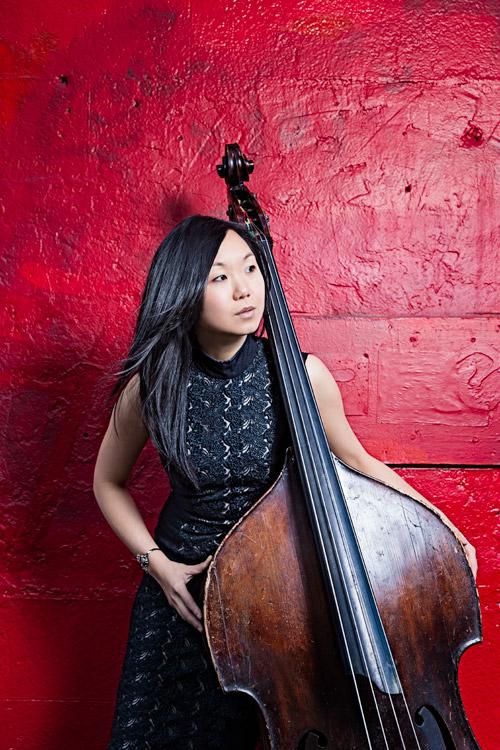 Jazz Bassist Linda May Han Oh