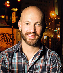 Stand-up comedian Jason Kanter