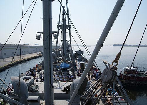 John W Brown WWII Liberty Ship
