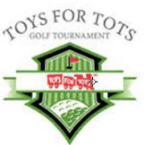 Toys for Tots Golf Tournament logo