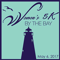Womens 5K By the Bay logo