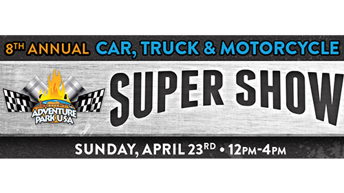 Car, Truck And Motorcycle Super Show Logo