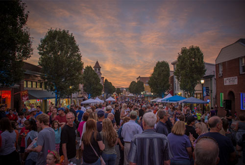 Photo of First Friday in Havre de Grace