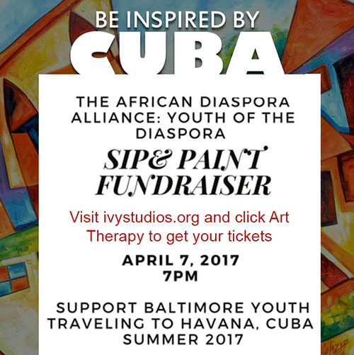 Be Inspired By Cuba Sip & Paint