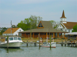 The Smith Island Cultural Center in the village of Ewell hosts this year's festival