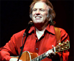 Don Mclean and guitar