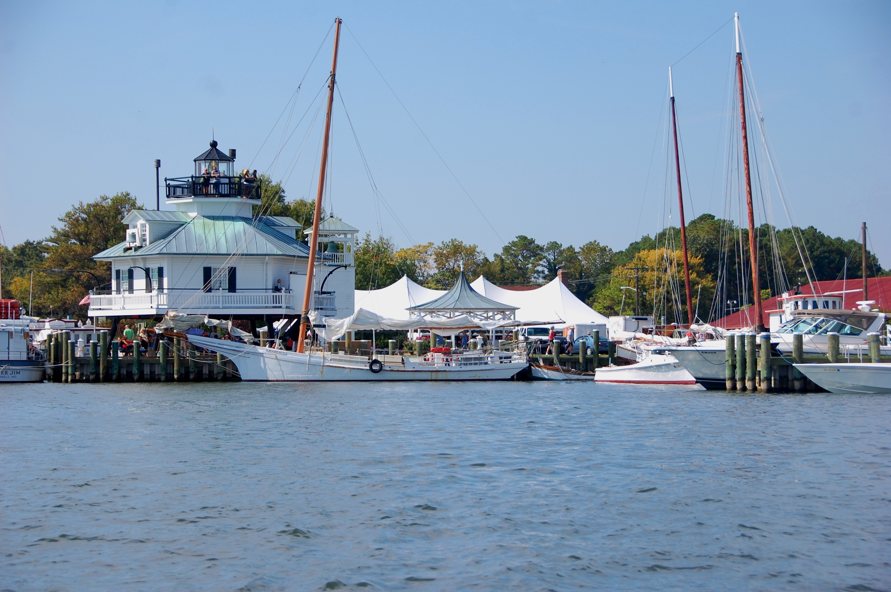 Community Day at the Chesapeake Bay Maritime Museum