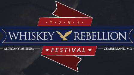 Whiskey Rebellion Festival logo