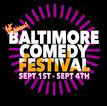 Baltimore Comedy Festival Logo