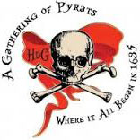 Pirates Weekend logo