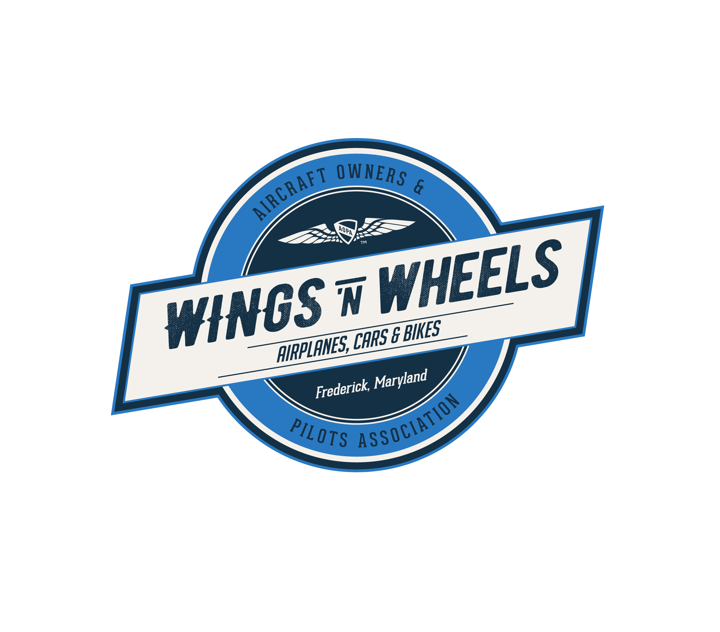 AOPA Wings 'n Wheels at Frederick Municipal Airport!