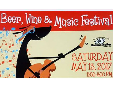 Beer, Wine and Music Festival - Cumberland flyer