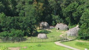 Indian Village at Jefpat