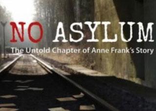 No Asylum - the film poster