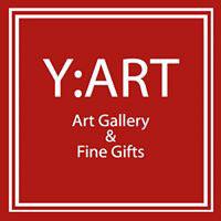 Y: ART Gallery logo