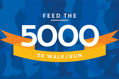 iCare 5K Run Walk logo