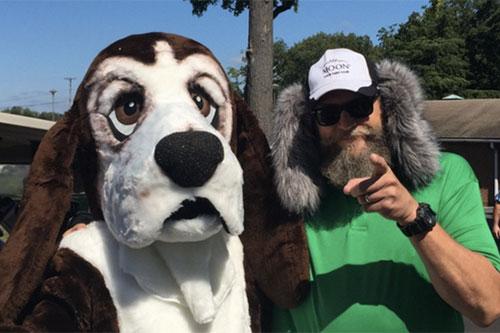 Photo of Buddy the Basset Hound